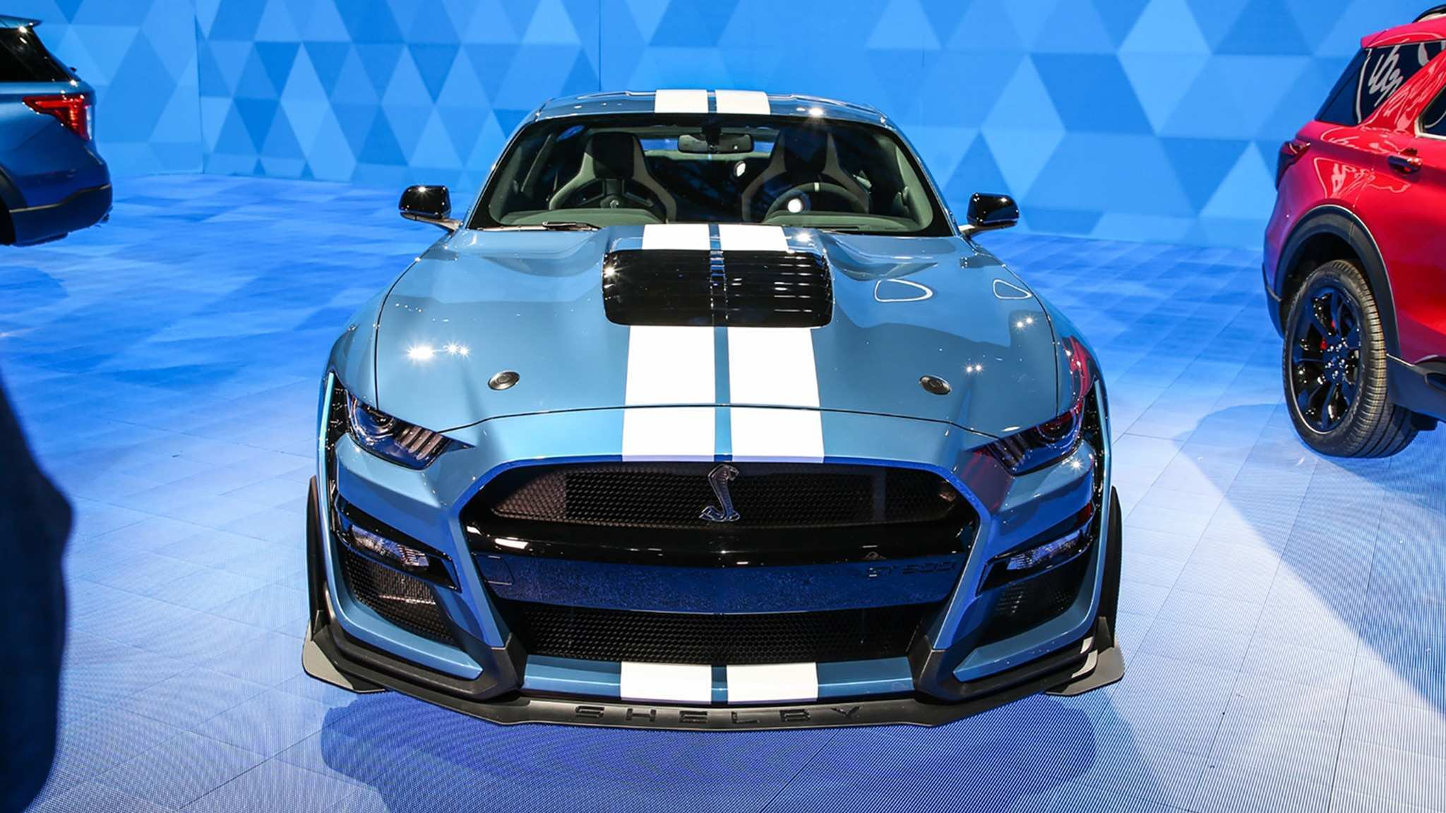 53 Gallery of 2020 Mustang Gt500 Pictures with 2020 Mustang Gt500