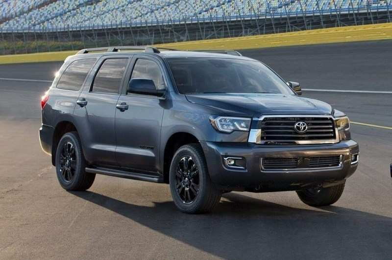53 Gallery of 2020 Toyota Sequoia Rumors by 2020 Toyota Sequoia