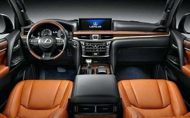 53 Gallery of Lexus 2020 Gx460 Review by Lexus 2020 Gx460