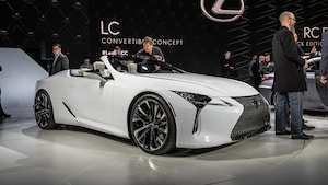 53 Gallery of Lexus Convertible 2020 Specs and Review by Lexus Convertible 2020