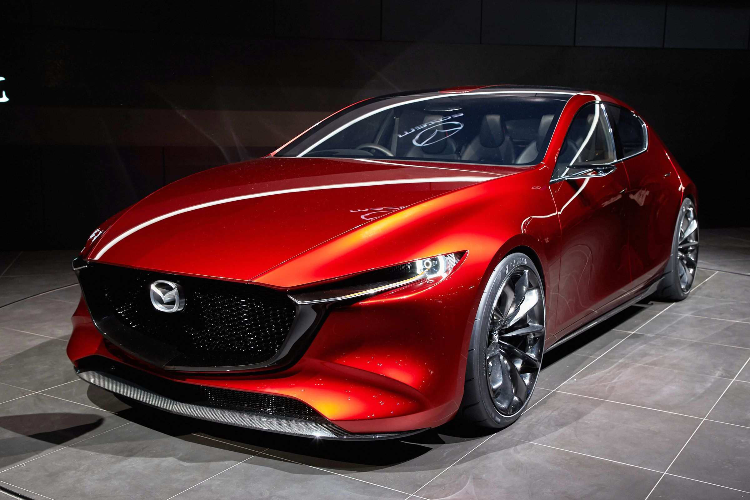 53 Gallery of Mazda 3 2020 New Concept Overview for Mazda 3 2020 New Concept