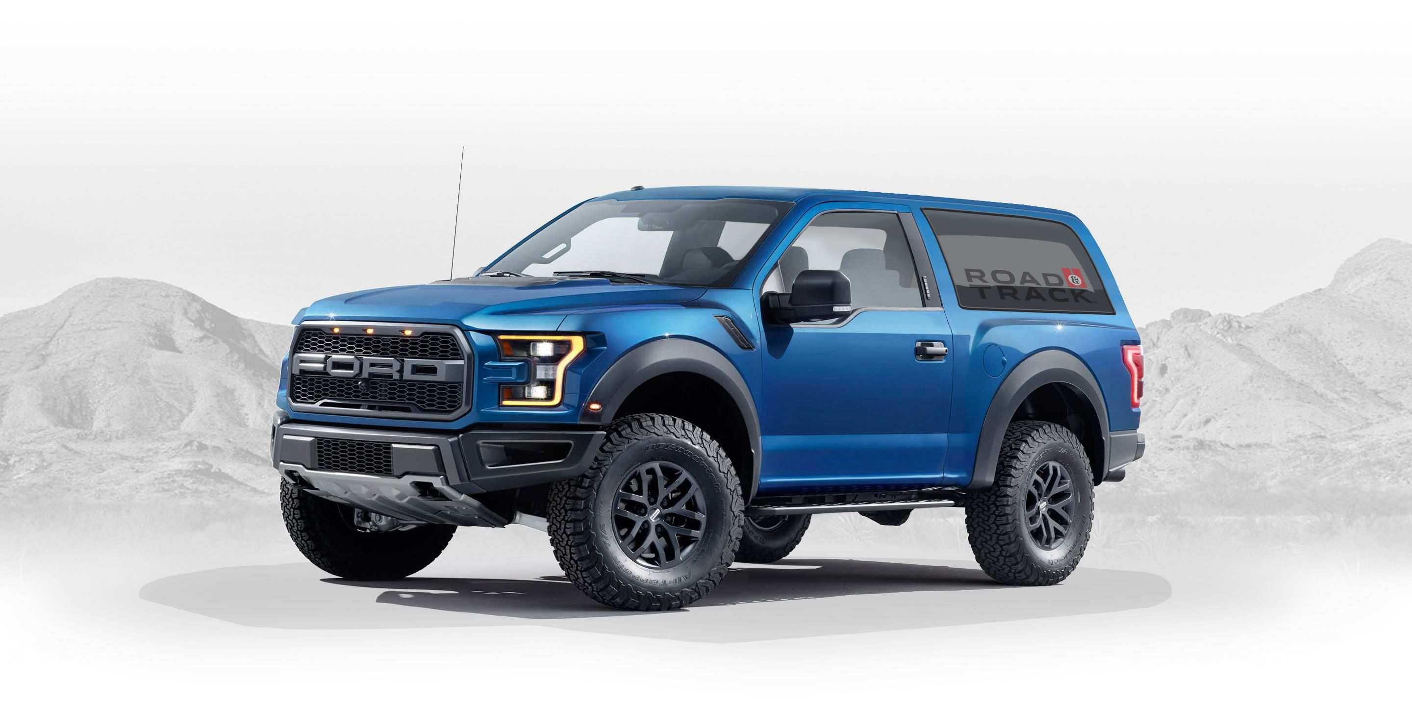53 Great 2020 Ford Svt Bronco Raptor Spesification with 2020 Ford Svt Bronco Raptor