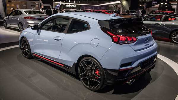 53 Great 2020 Hyundai Veloster Research New by 2020 Hyundai Veloster