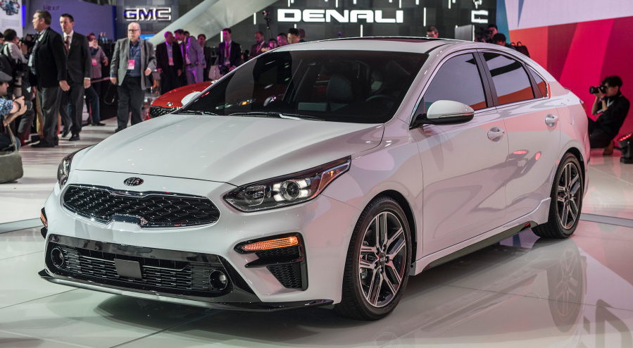 53 Great Kia Forte 2020 White Redesign and Concept for Kia Forte 2020 White