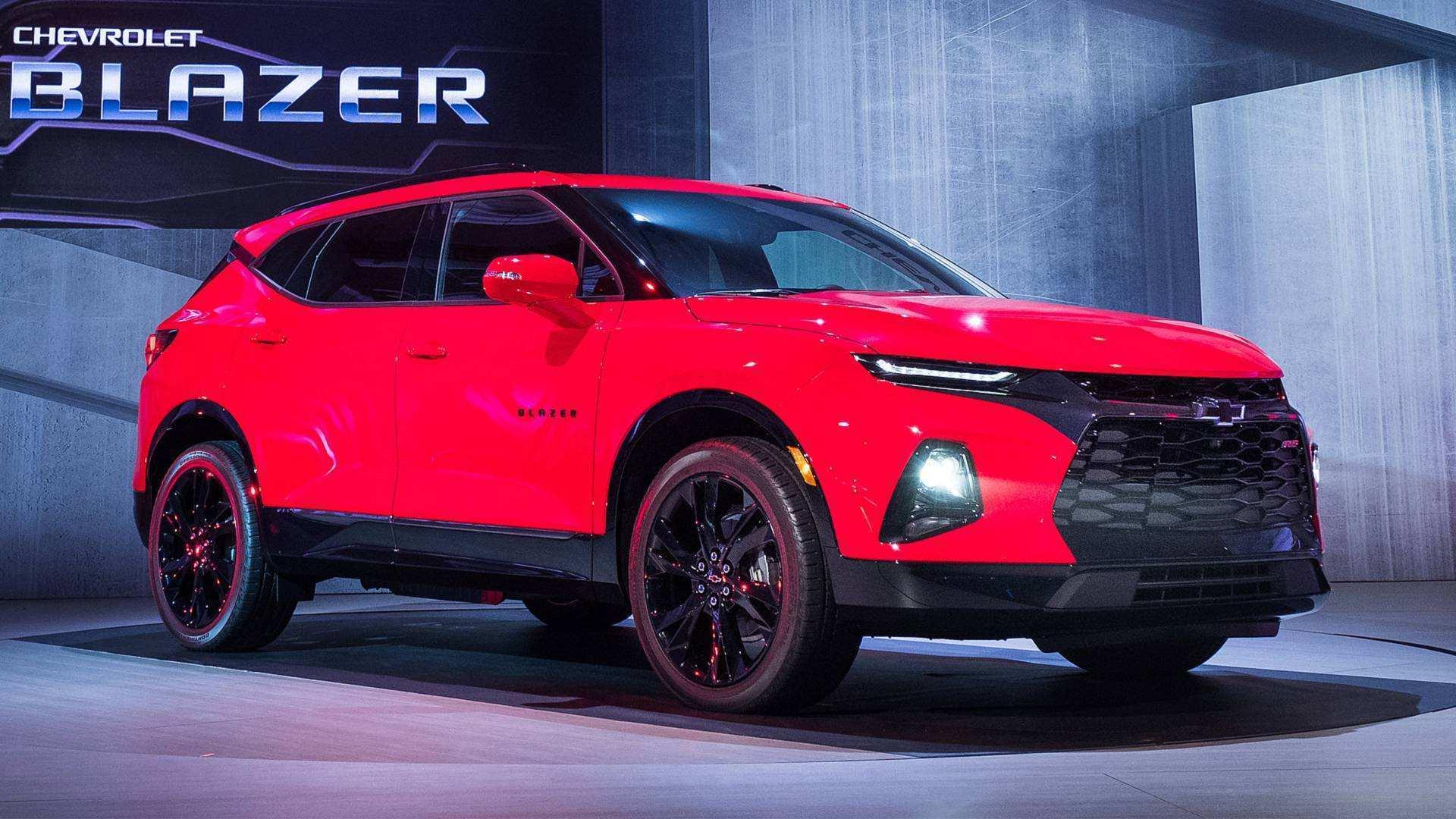 53 New 2020 Chevy Blazer Style for 2020 Chevy Blazer