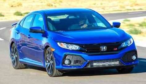 53 New 2020 Honda Civic Si Sedan Rumors for 2020 Honda Civic Si Sedan