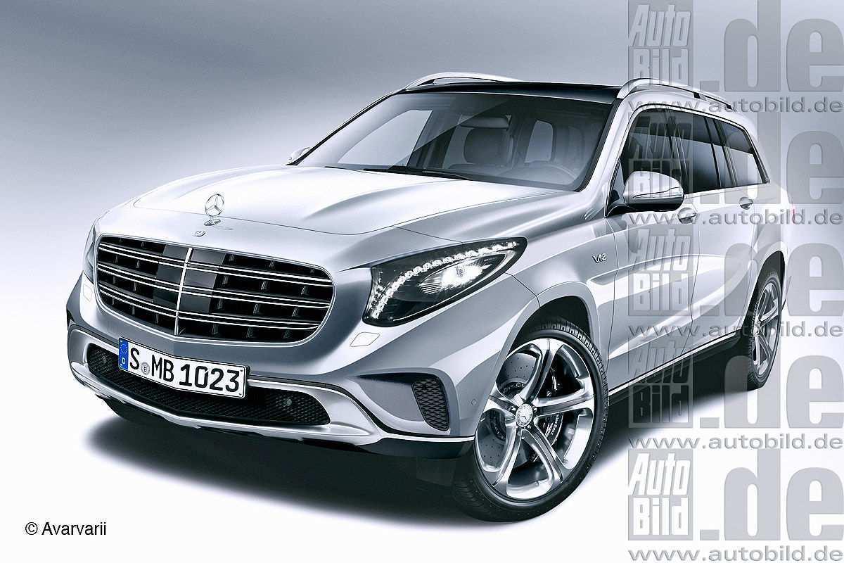 53 New 2020 Mercedes Gl Class Style for 2020 Mercedes Gl Class
