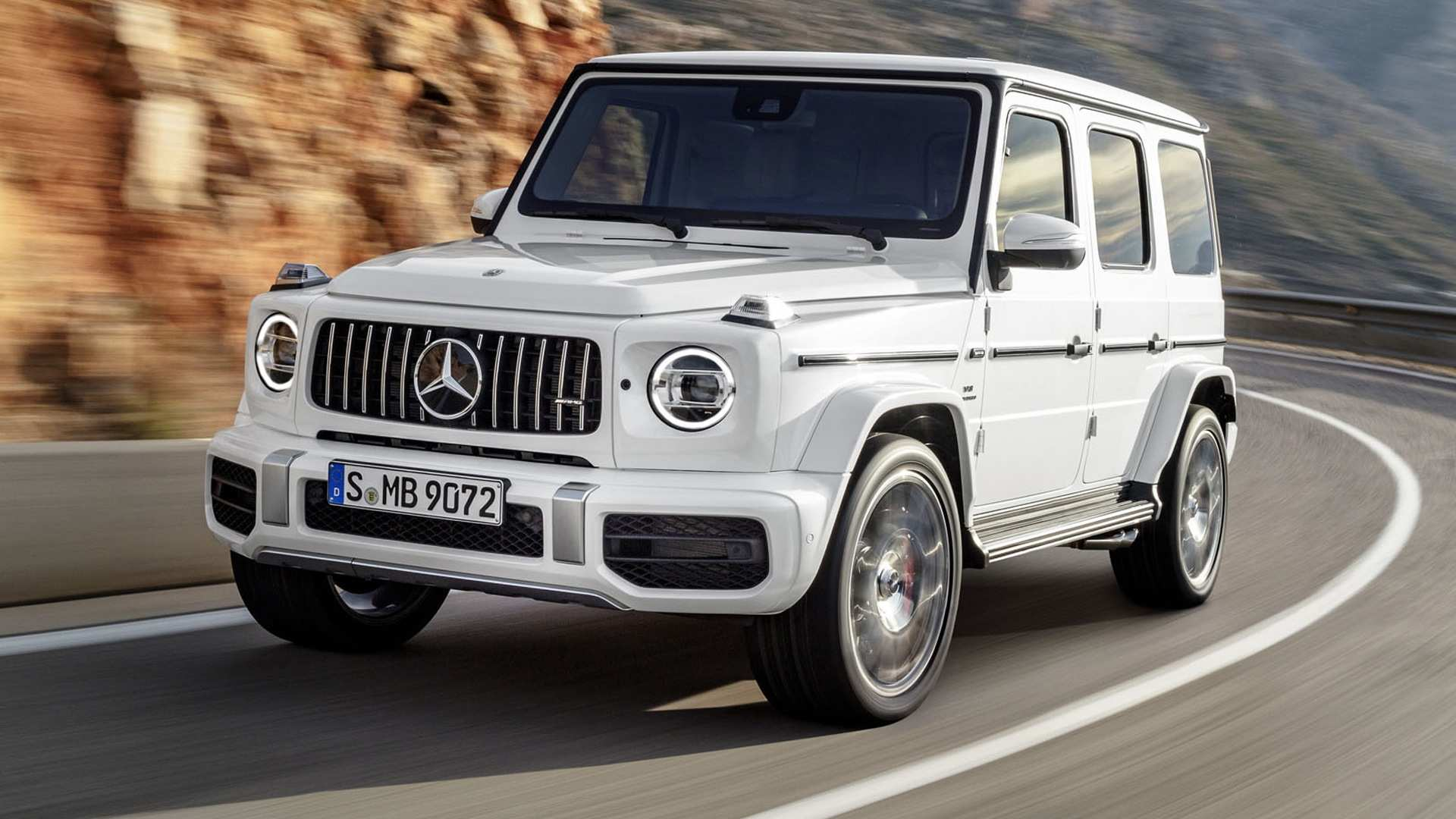 53 New Mercedes G 2020 New Concept Performance and New Engine for Mercedes G 2020 New Concept