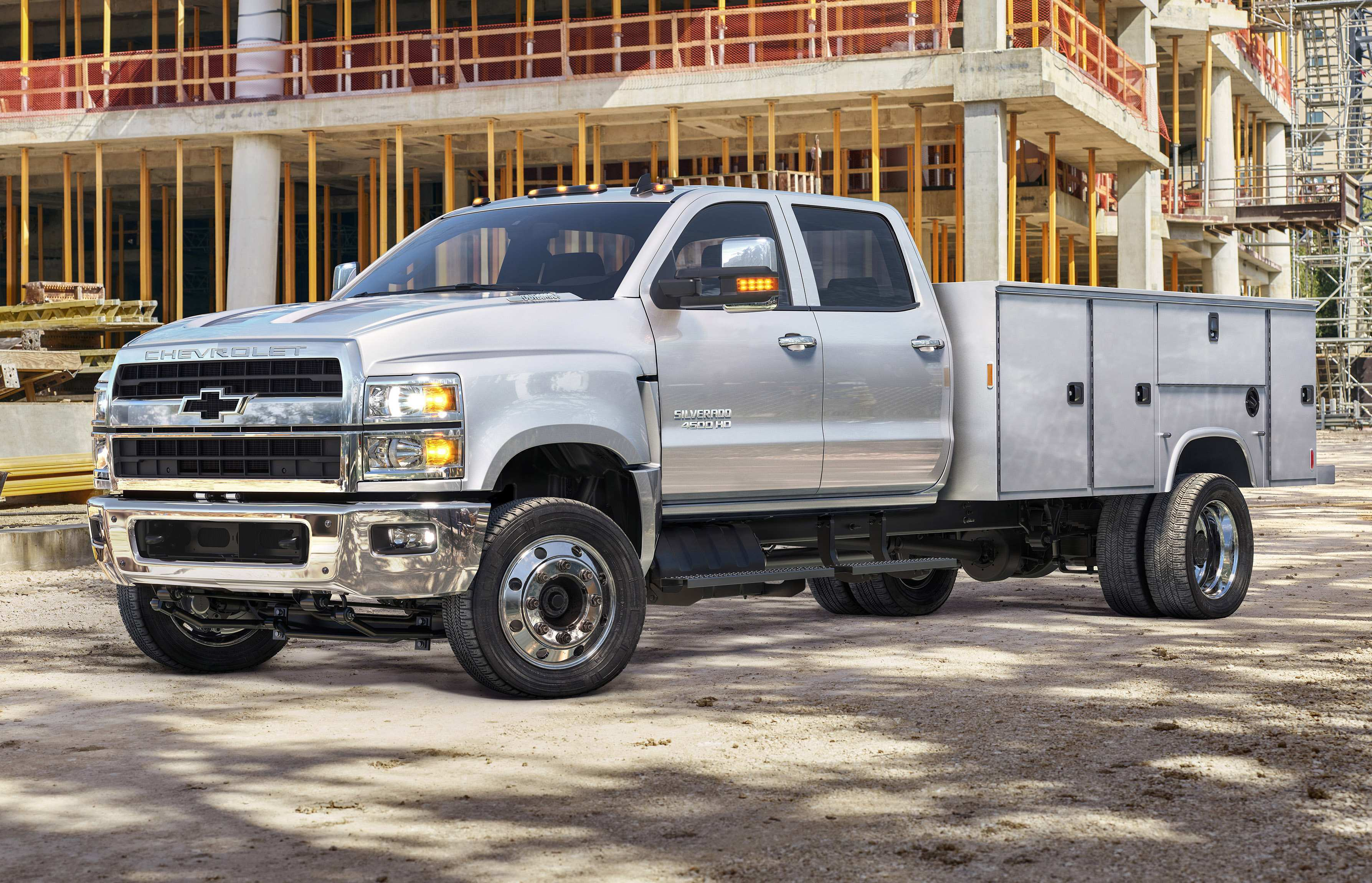 53 The 2020 Chevrolet Silverado Model by 2020 Chevrolet Silverado