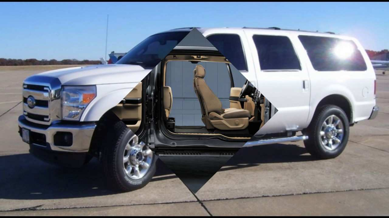 2020 Ford Excursion Diesel Price