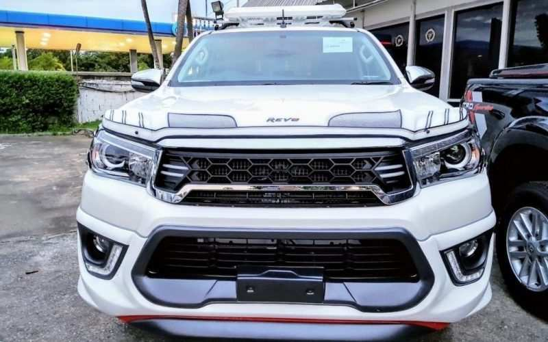 53 The 2020 Toyota Hilux Spy Shots Pricing with 2020 Toyota Hilux Spy Shots