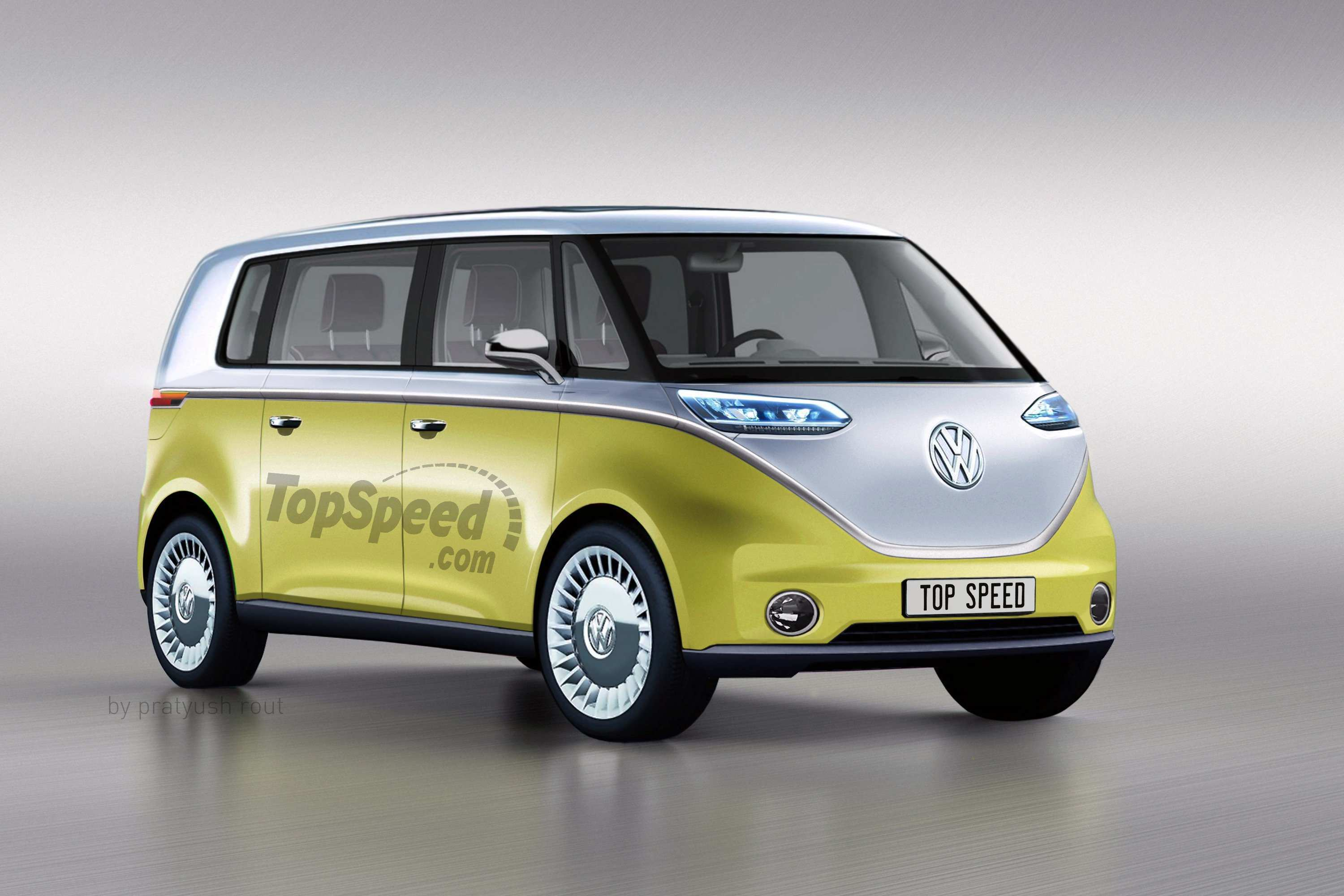 53 The VW Minivan 2020 Spy Shoot with VW Minivan 2020