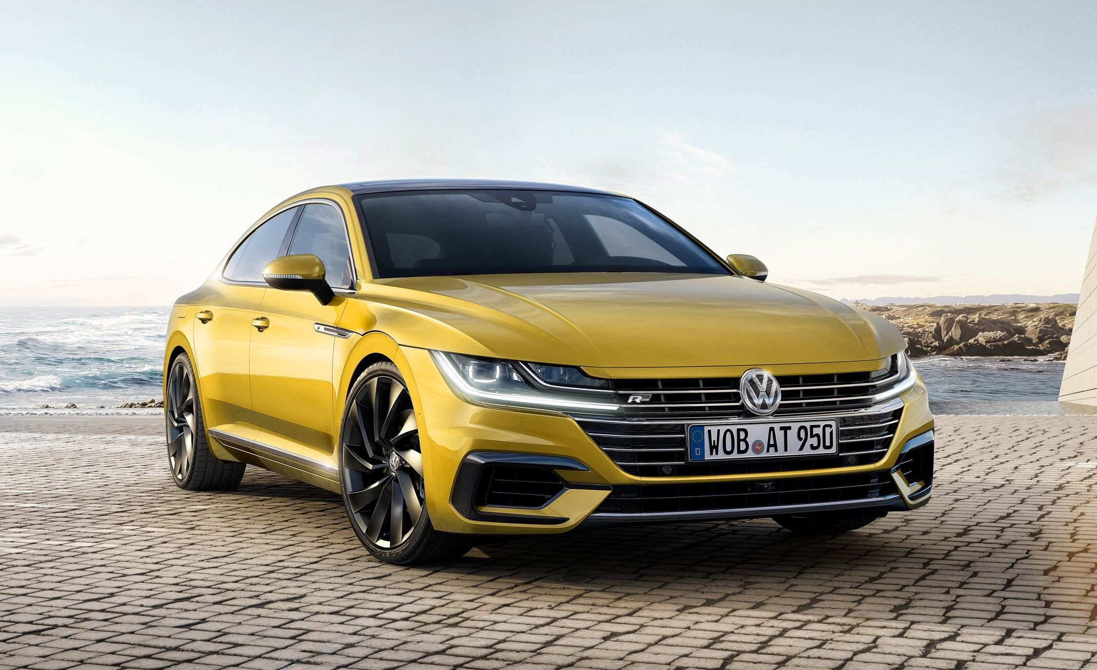 53 The Volkswagen Arteon 2020 Exterior First Drive with Volkswagen Arteon 2020 Exterior