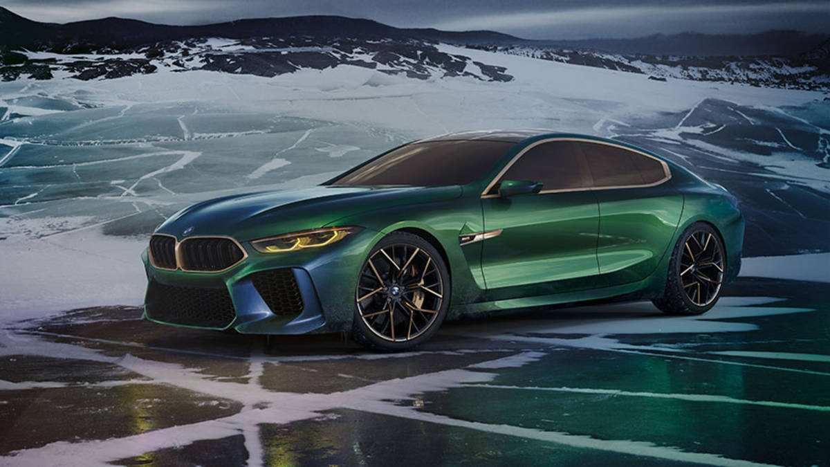 54 All New 2020 BMW M8 Spesification for 2020 BMW M8