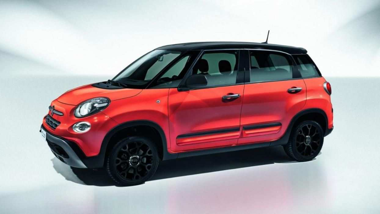 54 All New 2020 Fiat 500L Redesign by 2020 Fiat 500L