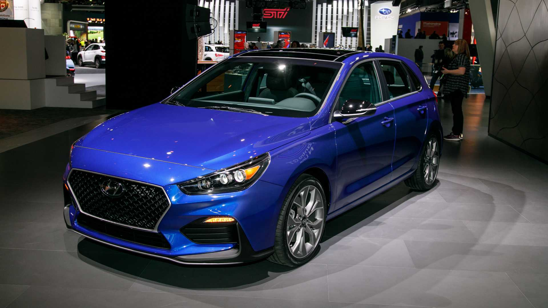 54 All New 2020 Hyundai Elantra Gt New Review with 2020 Hyundai Elantra Gt