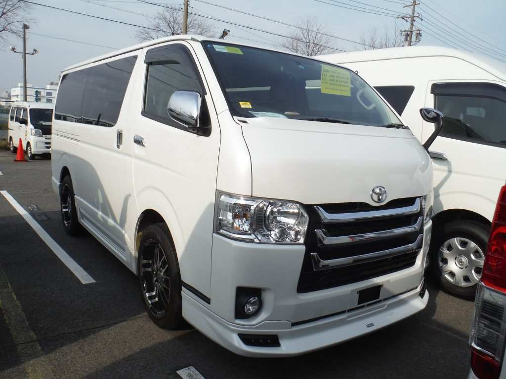 54 All New 2020 Toyota Hiace 2018 Wallpaper for 2020 Toyota Hiace 2018