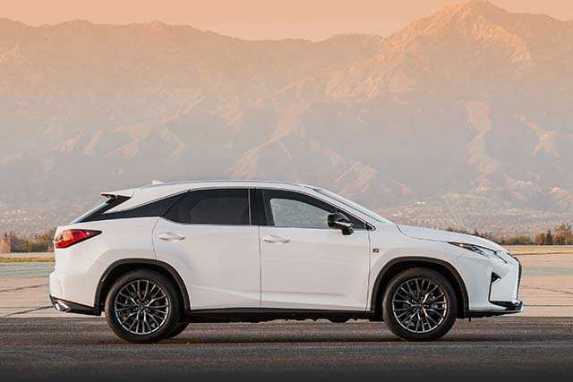 54 Best Review 2020 Lexus Rx 350 F Sport Suv Specs with 2020 Lexus Rx 350 F Sport Suv