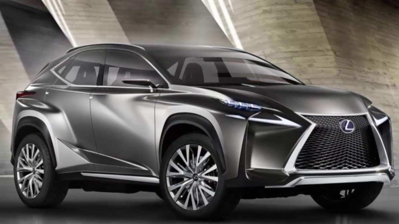 54 Best Review Lexus Lx 2020 New Concept Specs for Lexus Lx 2020 New Concept