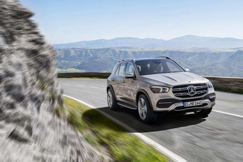 54 Best Review Mercedes Ml 2020 Picture for Mercedes Ml 2020