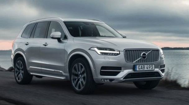 54 Best Review Volvo Xc90 2020 New Concept Model for Volvo Xc90 2020 New Concept
