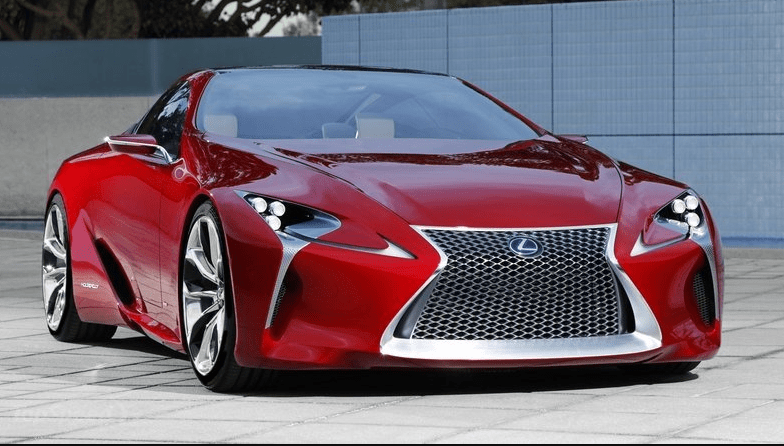 54 Concept of Lexus Lc 2020 Performance by Lexus Lc 2020