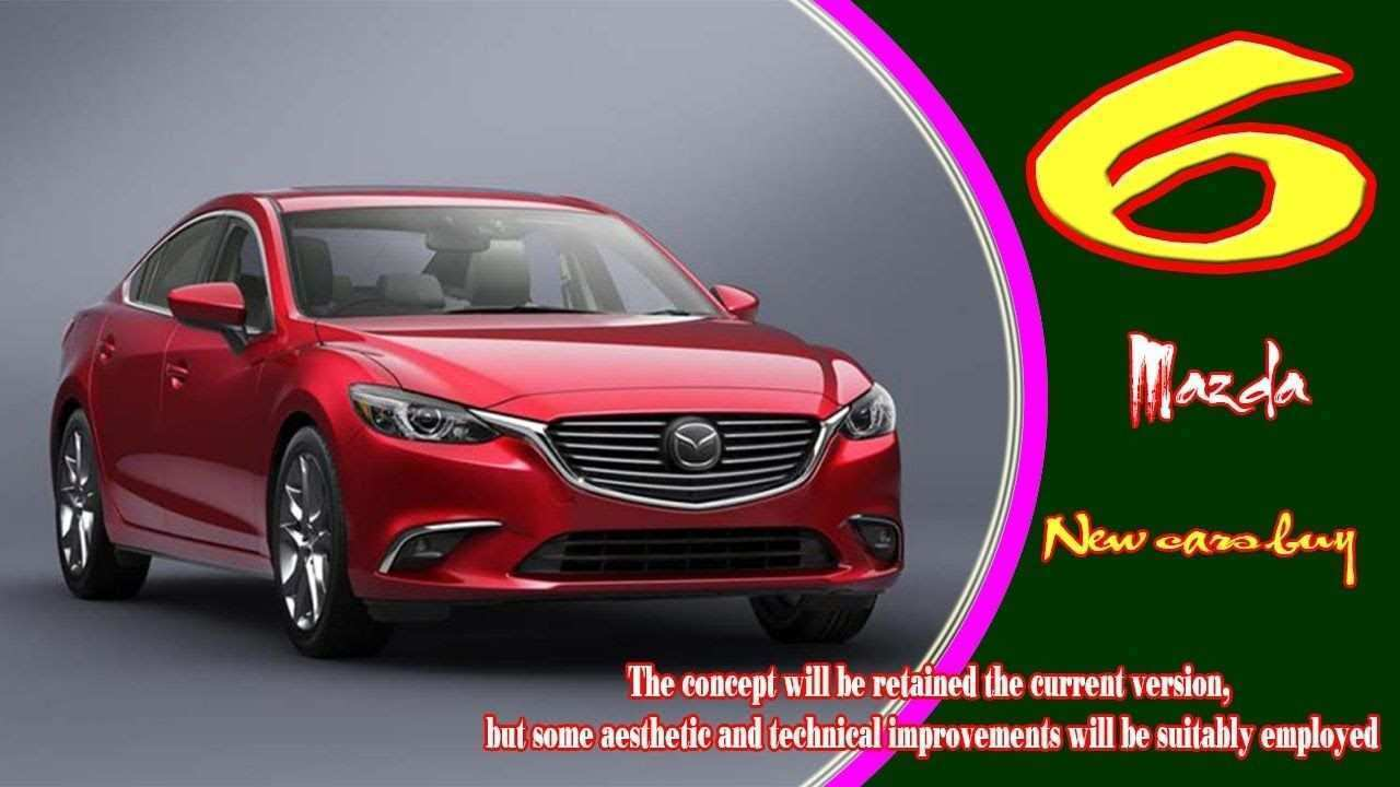 54 Concept of Mazda 6 2020 Hp Prices for Mazda 6 2020 Hp
