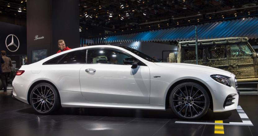 54 Concept of Mercedes E450 Coupe 2020 Redesign for Mercedes E450 Coupe 2020