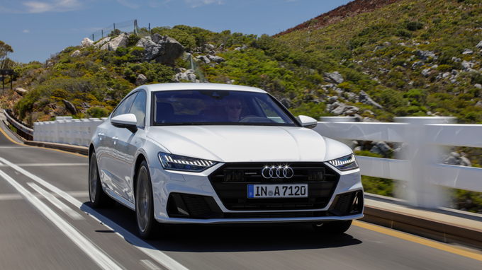 54 Gallery of 2020 All Audi A7 Performance and New Engine by 2020 All Audi A7