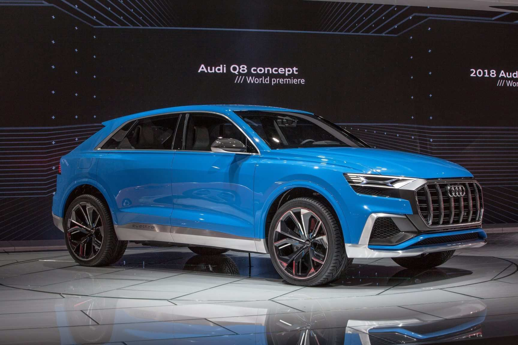 54 Gallery of 2020 Audi Q8 Pictures by 2020 Audi Q8