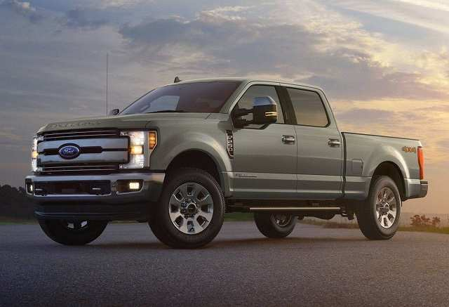 54 Gallery of 2020 Ford F 250 Review with 2020 Ford F 250