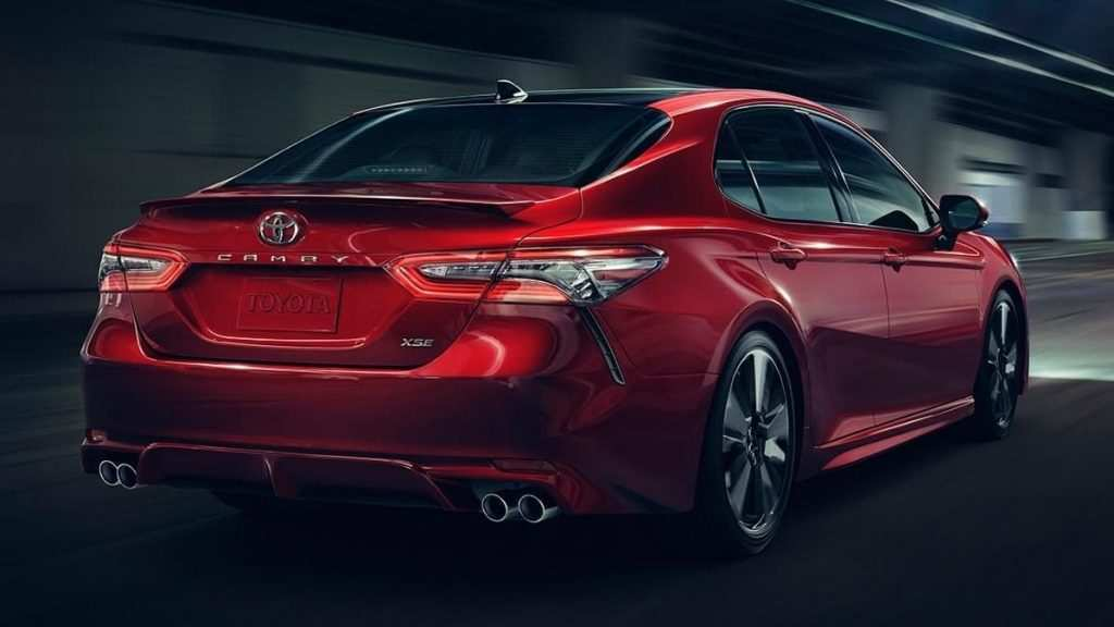 54 Great 2020 All Toyota Camry Spesification with 2020 All Toyota Camry