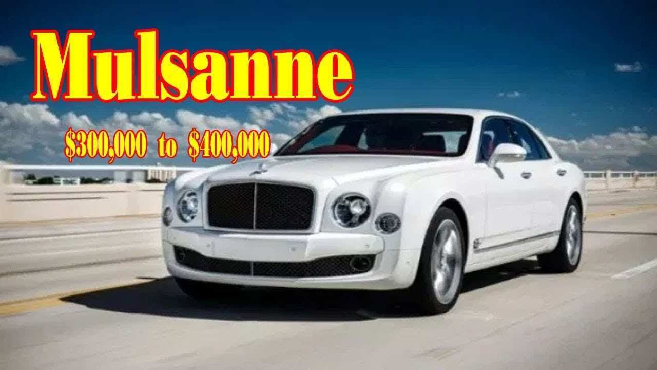 54 Great 2020 Bentley Muslane Spesification by 2020 Bentley Muslane