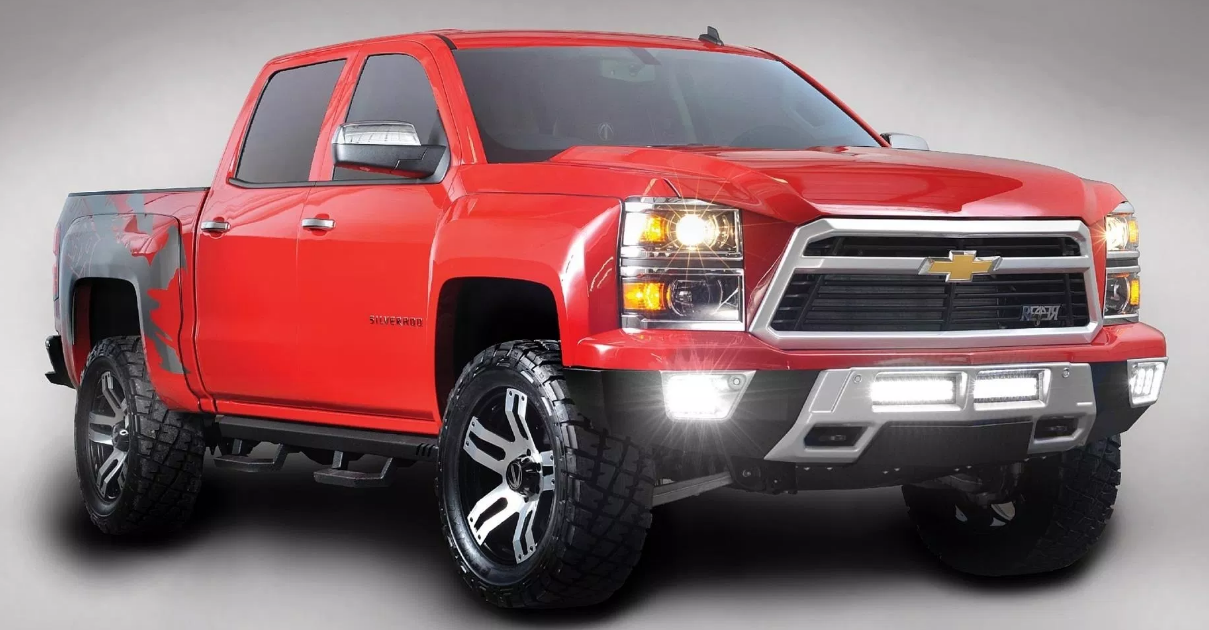 54 Great 2020 Chevy Reaper Concept by 2020 Chevy Reaper