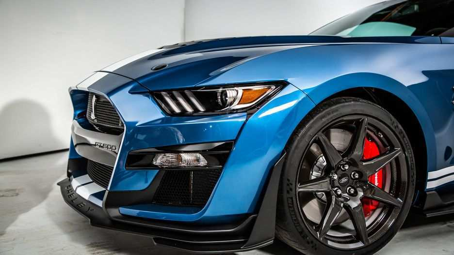 54 Great 2020 Ford Mustang Gt500 Performance for 2020 Ford Mustang Gt500