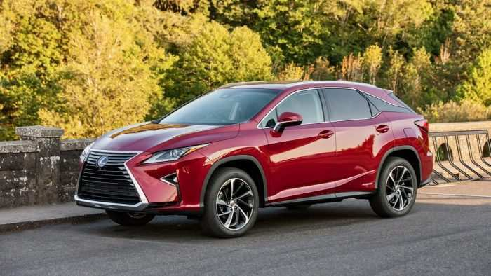 54 Great 2020 Lexus RX 450h First Drive by 2020 Lexus RX 450h