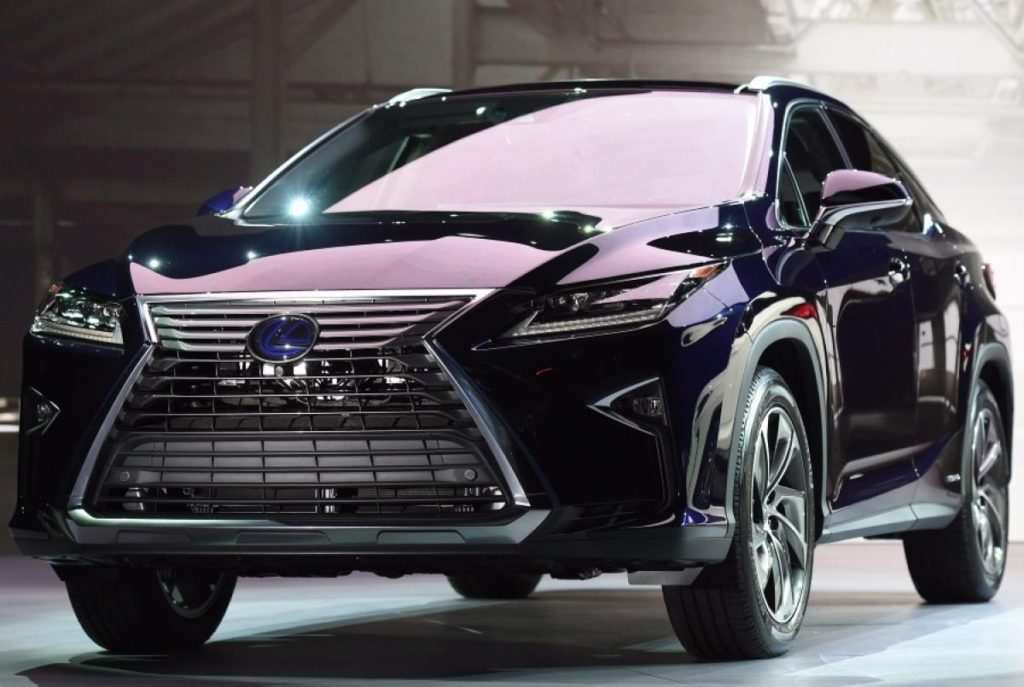 54 Great 2020 Lexus RX 450h Price and Review by 2020 Lexus RX 450h