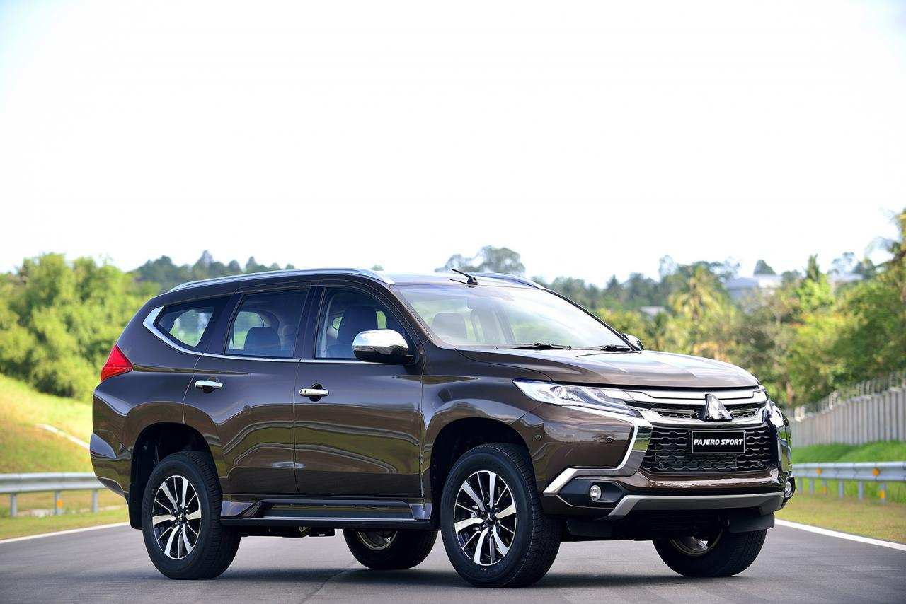 54 Great 2020 Mitsubishi Montero 2018 Spy Shoot with 2020 Mitsubishi Montero 2018