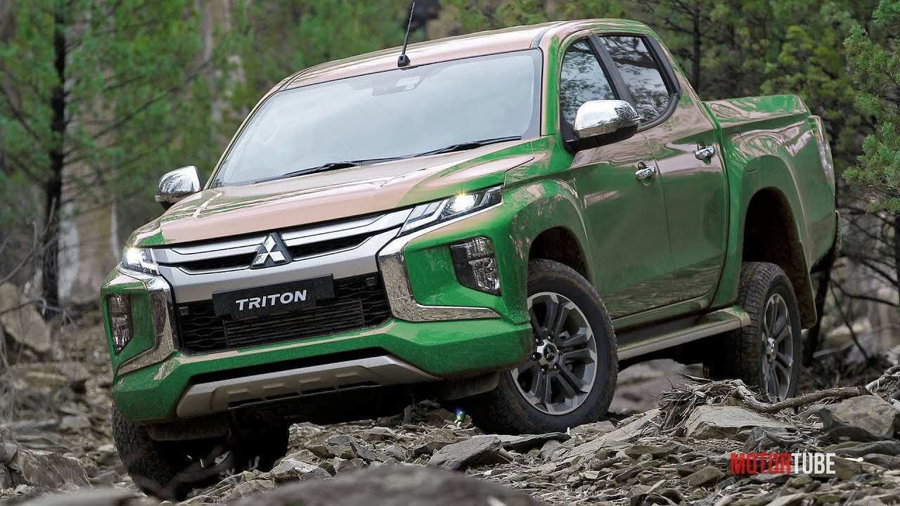 54 Great 2020 Mitsubishi Triton Overview by 2020 Mitsubishi Triton