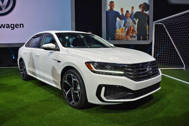 54 Great 2020 Volkswagen Passat Redesign and Concept for 2020 Volkswagen Passat