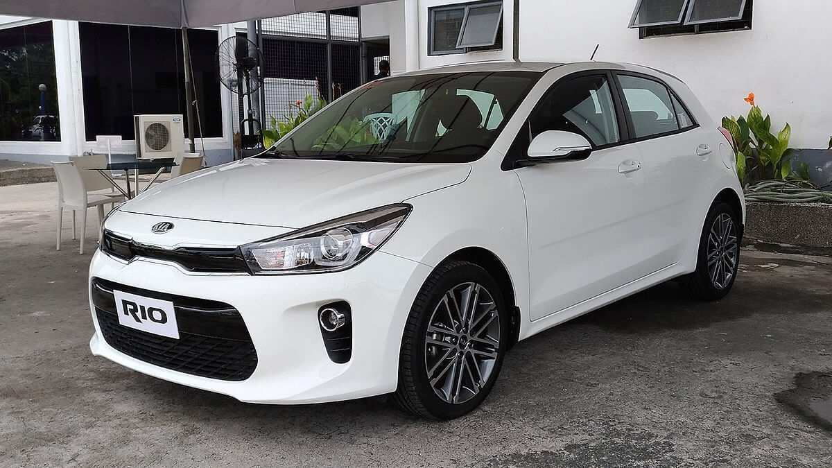 54 Great Kia Rio 2020 Exterior Date Research New with Kia Rio 2020 Exterior Date