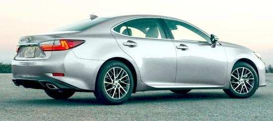 54 Great Lexus Es 2020 Exterior New Concept by Lexus Es 2020 Exterior