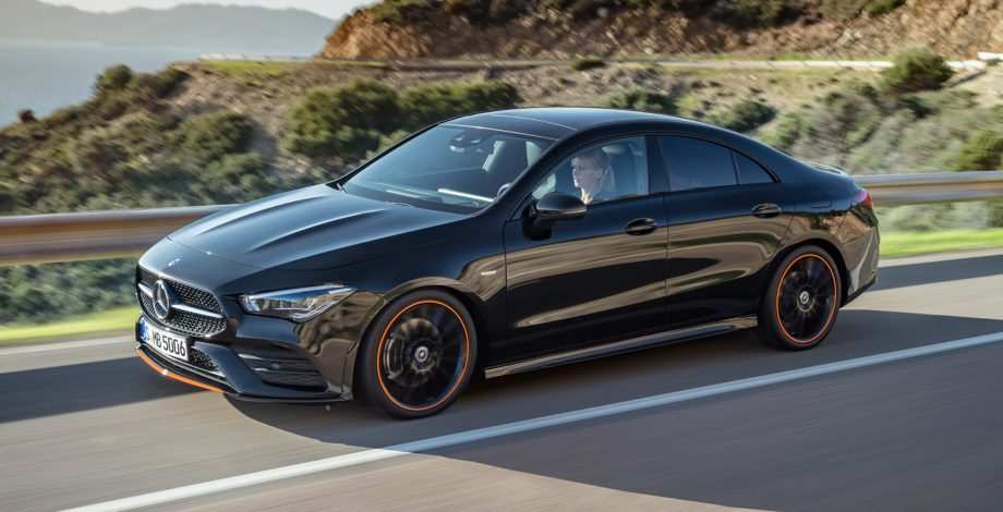 54 Great Mercedes New Cla 2020 Release with Mercedes New Cla 2020