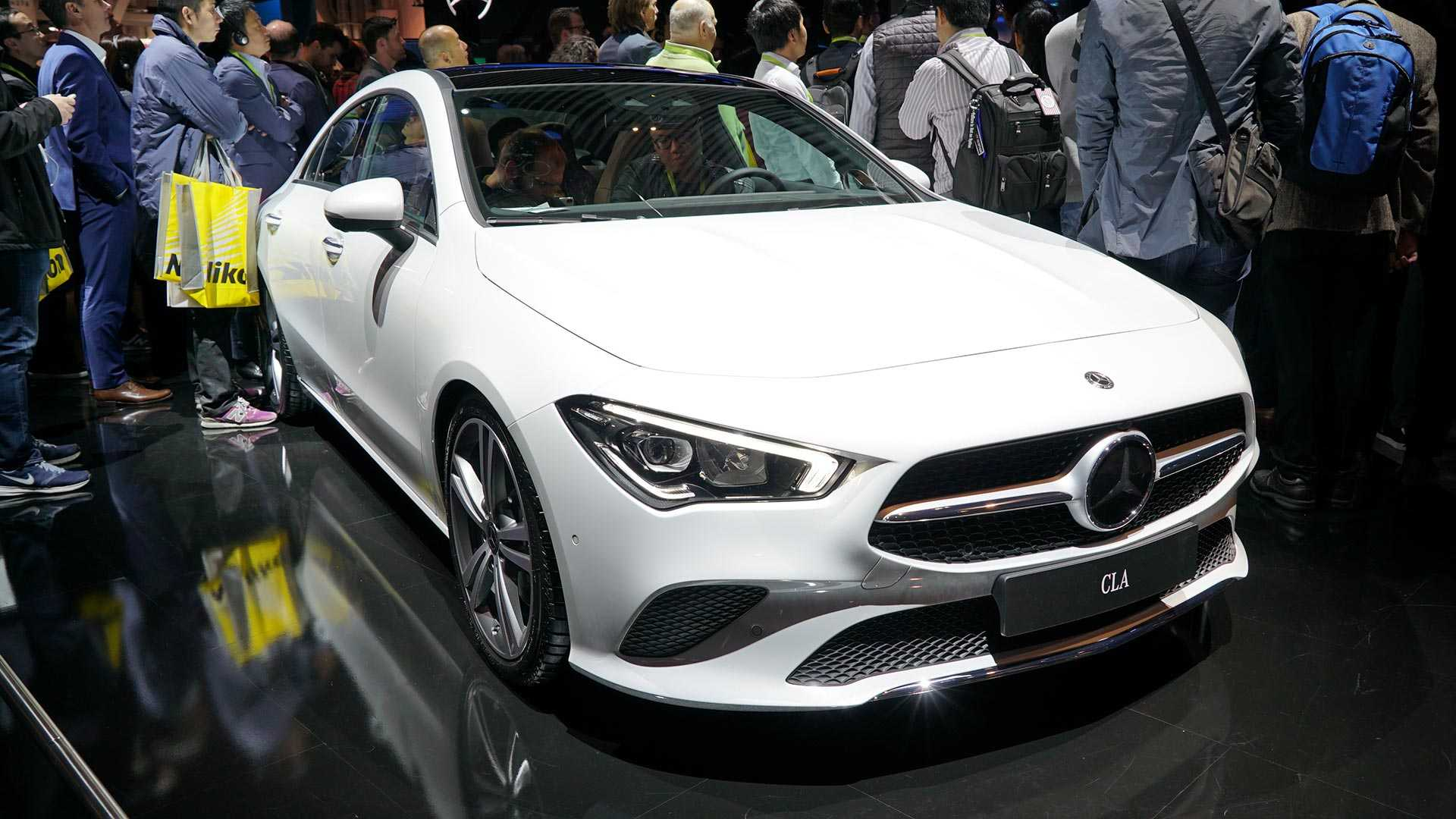 54 Great New Cla Mercedes 2020 Price with New Cla Mercedes 2020