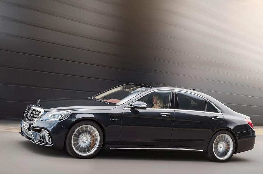 54 New 2020 Mercedes Benz S Class Specs for 2020 Mercedes Benz S Class