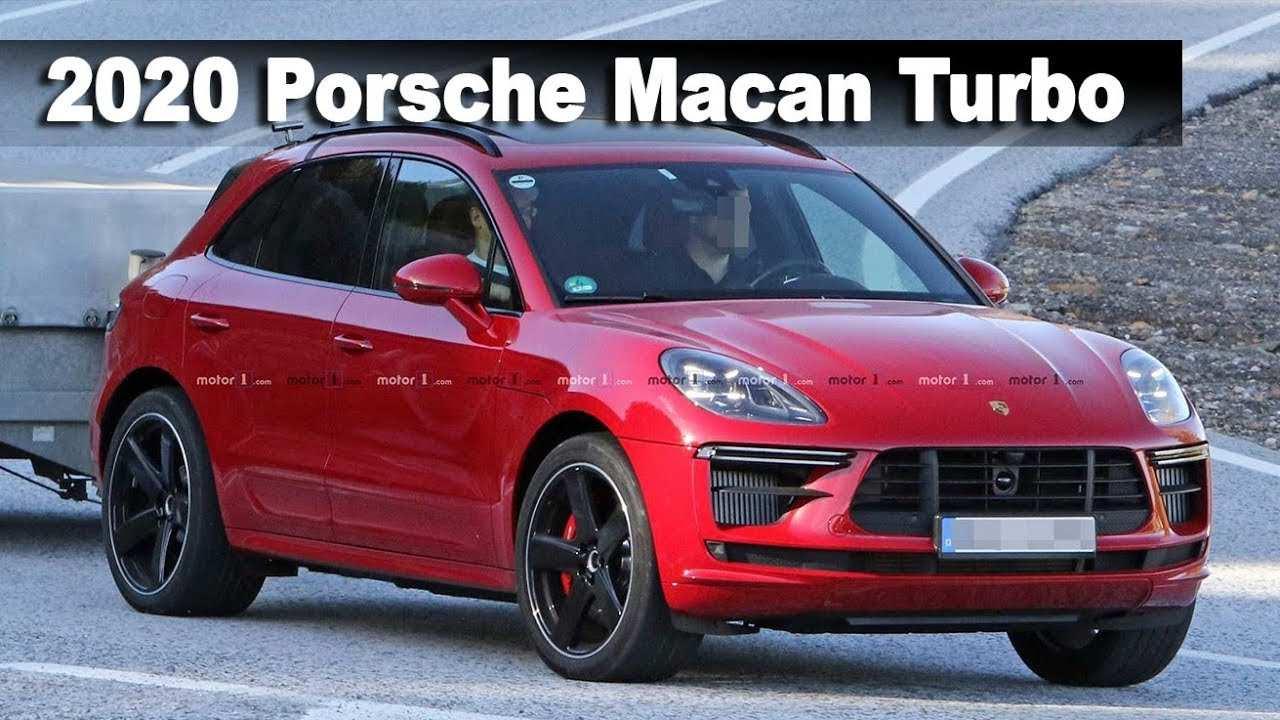 54 New 2020 Porsche Macan Turbo Redesign and Concept for 2020 Porsche Macan Turbo