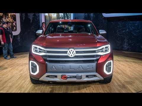 54 New New Volkswagen Amarok 2020 Exterior by New Volkswagen Amarok 2020
