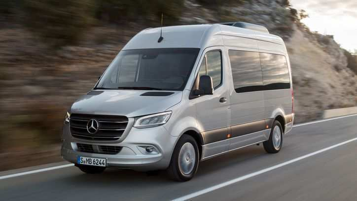 54 New Sprinter Mercedes 2020 First Drive with Sprinter Mercedes 2020
