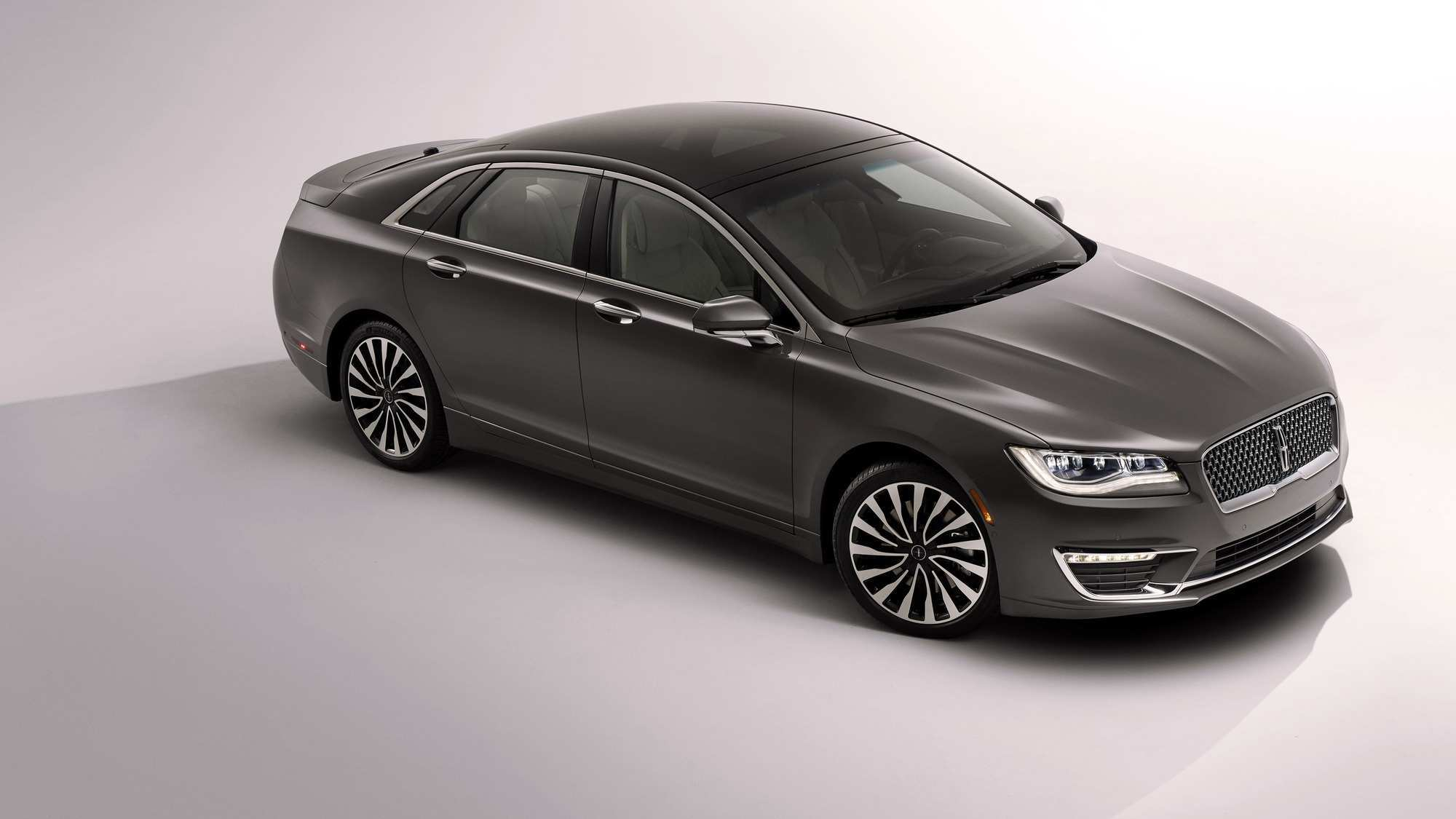 Spy Shots Lincoln Mkz Sedan Pictures