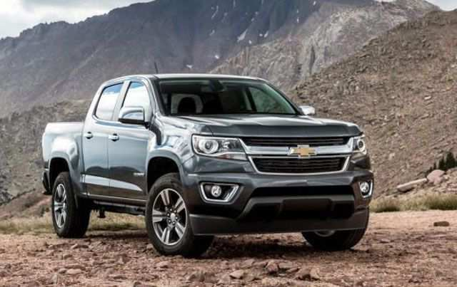 54 The 2020 Chevy Colorado Picture with 2020 Chevy Colorado